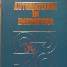 Automatizari In Energetica - D. Mihoc ,521191