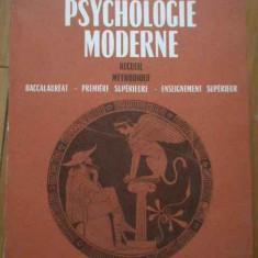 Les Grands Textes De La Psychologie Moderne Recueil Methodiqu - Louis Millet, 287508 - Carte Psihologie