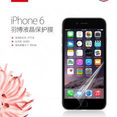 Folie iPhone 6 6S Mata by Yoobao - Folie de protectie