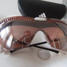 Deosebiti ochelari de ski Adidas originali, made in Austria, marimea L, stare perfecta, cadou ideal - Ochelari ski