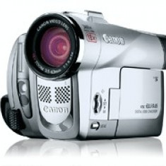 Video- camera canon Elura 85 - Camera Video Canon, Intre 2 si 3 inch, Card Memorie, CCD, 10-20x