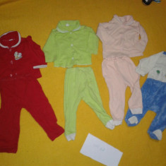 Bebe 20 - lot pijamale mar.68, Culoare: Alta