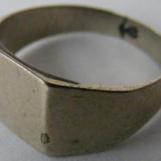 Inel vechi din argint (74) - de colectie
