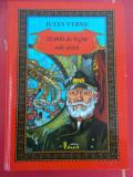 JULES VERNE - 20000 DE LEGHE SUB MARI , EDITURA EDUARD .