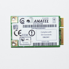 Modul WiFi ANATEL 0151-06-2198 WIRELESS - Sony Vaio VGN-FZ21E
