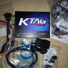 Programator Chiptuning Profesional KTAG, K-TAG, ECU Master Version Cal A+