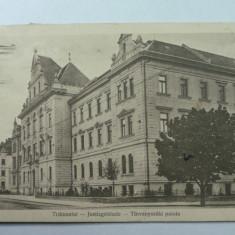 SIBIU - HERMANNSTADT - NAGYSZEBEN - TRIBUNALUL - JUSTIZGEBAUDE - TORVENYSZEKI PALOTA