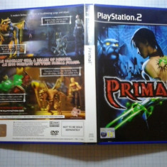 Primal - JOC PS2 Playstation ( GameLand - sute de jocuri ) - Jocuri PS2, Actiune, 16+, Single player