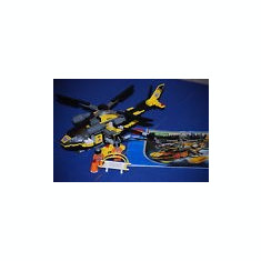 LEGO 7044 Rescue Chopper - LEGO City