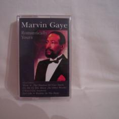 Vand caseta audio Marvin Gaye-Romantically Yours, originala, rara! - Muzica Pop sony music, Casete audio