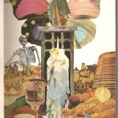(C4014) DIN STIHURILE JUPINULUI FRANCOIS VILLON IN TALMACIREA LUI AL. ALEXIANU, EDITURA UNIVERS, ILUSTRATII DE VAL MUNTEANU, POSTFATA DE R. VULPESCU - Carte poezie copii