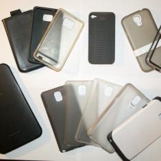 Pachet huse SAMSUNG Galaxy S2, Galaxy S4, Note 3, Tab, iPhone 4 / 4S. - Husa Telefon