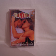 Vand caseta audio Rock'n'Roll Love Songs-Unchained Melody,originala