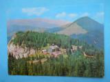 HOPCT14674 ROMANIA CABANA RARAUL   -JUDETUL SUCEAVA                 -  [ CIRCULATA  ]