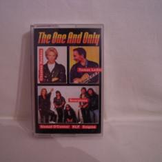Vand caseta audio The One And Only, originala, rara! - Muzica Pop virgin records, Casete audio