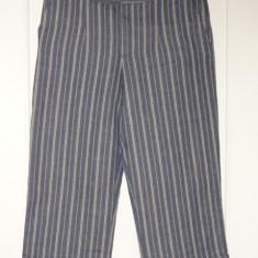 Noi! Pantaloni de stofa 3/4, marca Noa Noa, femei marimea M - Pantaloni dama, Marime: M, Culoare: Din imagine, Trei-sferturi