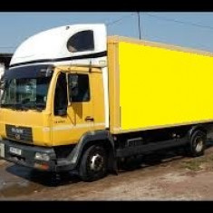 Dezmembrez MAN 12.225LLC - Dezmembrari camioane