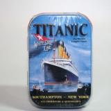1456.Nostalgic ART - TITANIC WHITE STAR LINE SOUTHAMPTON - NEW YORK