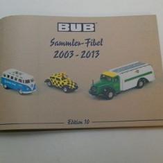 1453.Catalog BUB 2003 - 2013 editia 10