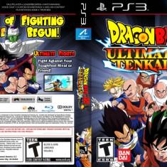 JOC Dragon Ball Z Ultimate Tenkaichi pentru PS3 PlayStation 3 - Jocuri PS3 Namco Bandai Games, Actiune, Toate varstele, Multiplayer