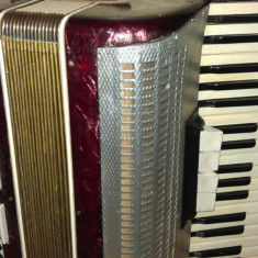 Acordeon Sonora 80 basi,5 registre