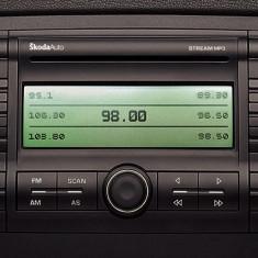 Mp3 Player Stream Original Skoda Octavia 2