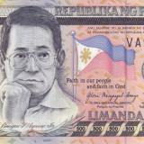 Bancnota Filipine 500 Piso 2008 - P196b UNC - bancnota asia