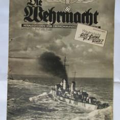 RARA! REVISTA WEHRMACHT NR.1 DIN 1 IANUARIE 1941