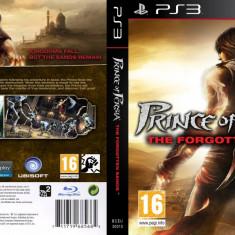Joc Prince of Persia - The Forgotten Sand pentru consola Sony Playstation 3 PS3 - Jocuri PS3 Ubisoft, Actiune, Toate varstele, Multiplayer