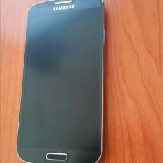 Samsung Galaxy S4 16GB GT-l9505 - Telefon mobil Samsung Galaxy S4, Gri, Neblocat
