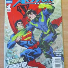 Superman Action Comics Annual #1 DC Comics - Reviste benzi desenate