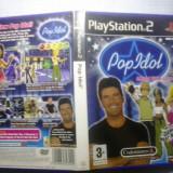 Pop Idol - PS2 ( GameLand ) - Jocuri PS2, Board games, 3+, Multiplayer