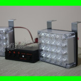 Stroboscoape , Lampa Flash , Lampa Strobo , Lampa Stroboscopica ROSU/ALBASTRU