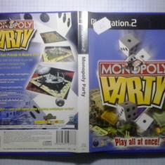 Monopoly Party - JOC PS2 Playstation ( GameLand - sute de jocuri ) - Jocuri PS2, Strategie, 3+, Multiplayer