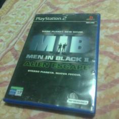 Men In Black 2 - Jocuri PS2 Altele, Shooting, 12+, Single player