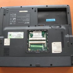 Placa de baza defecta ACER 4650 TravelMate Intel mPGA478MB TM41PDA357 LA-2601x, Pentru INTEL