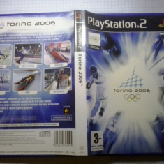Torino 2006 - JOC PS2 Playstation - Jocuri PS2, Sporturi, 3+, Multiplayer