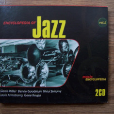 ENCYCLOPEDIA OF JAZZ, VOL 1 (2CD) - Muzica Jazz Altele