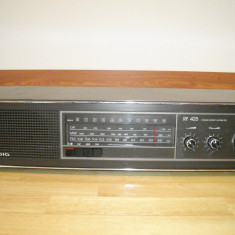 Radio GRUNDIG rf-425 - Aparat radio Grundig, Analog