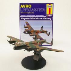 2155.Macheta avion - AVRO LANCASTER + BOOK GIFT - 1941 - CORGI - scara 1:144 - Macheta Aeromodel