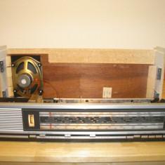 Radio SABA DE LUXE mn-h(partial defect) - Aparat radio, Analog