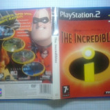 The Incredibles - JOC PS2 Playstation ( GameLand - sute de jocuri ) - Jocuri PS2, Actiune, Toate varstele, Single player