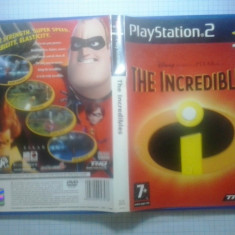 The Incredibles - JOC PS2 Playstation ( GameLand - sute de jocuri ) - Jocuri PS2, Actiune, Toate varstele, Single player