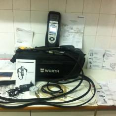 Analizator de Gaz Marca WURTH COMBUTEST 4 - Tester diagnoza auto
