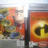 The Incredibles PLATINUM - JOC PS2 Playstation ( GameLand - sute de jocuri ) - Jocuri PS2, Actiune, Toate varstele, Single player