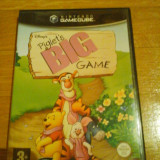 JOC GAMECUBE DISNEY's PIGLET's BIG GAME ORIGINAL / STOC REAL in Bucuresti / by DARK WADDER, Actiune, 3+, Single player
