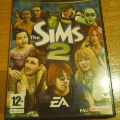 JOC GAMECUBE THE SIMS 2 ORIGINAL / STOC REAL in Bucuresti / by DARK WADDER