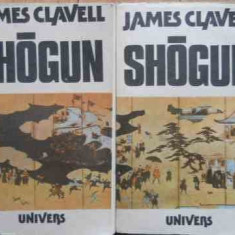 Shogun Vol.1-2 - James Clavell, 521839 - Carte in engleza
