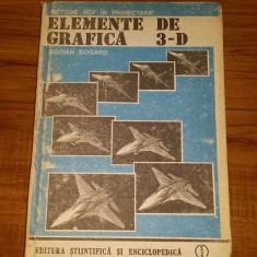 ELEMENTE DE GRAFICA 3D-DORIAN DOGARIU - Carte design grafic