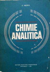 CHIMIE ANALITICA - C. Nedea